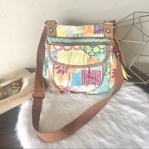 Fossil purse crossbody